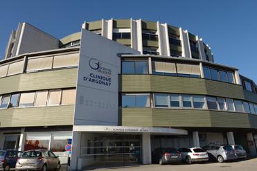 Clinique Argonay