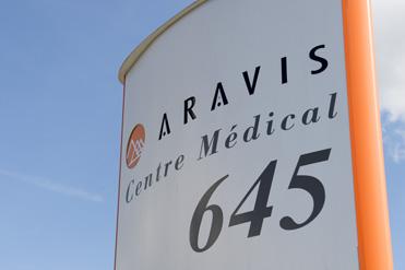 Centre médical des Aravis